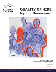 Quality of Hire: Myth or Measurement